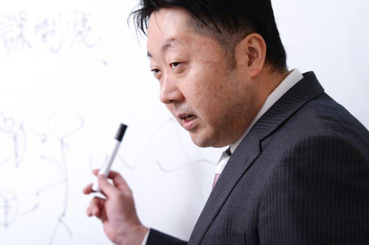 代表 中川 義崇セミナー風景